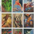 1993 MARVEL MASTERPIECE SUPER-HERO TRADING CARDS