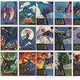 1994-MARVEL-MASTERPIECE SUPER-HERO TRADING CARD SET