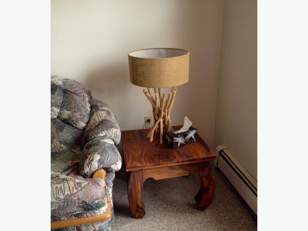 beach-theme lamp