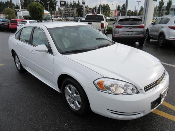 2010 Chevrolet Impala LT Low Kilometers Great Condition