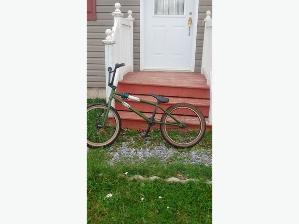 bmx bike for trade for a ps4 or desktop