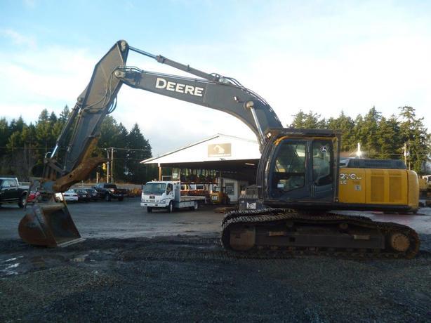 John Deere 270D LC Excavator Parts