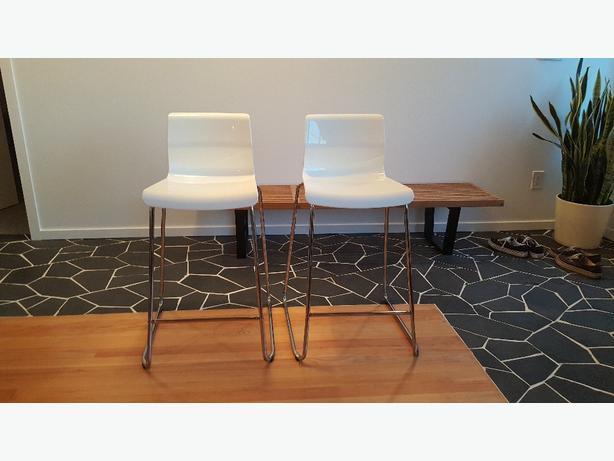 ikea glenn counter stools saanich victoria. Black Bedroom Furniture Sets. Home Design Ideas
