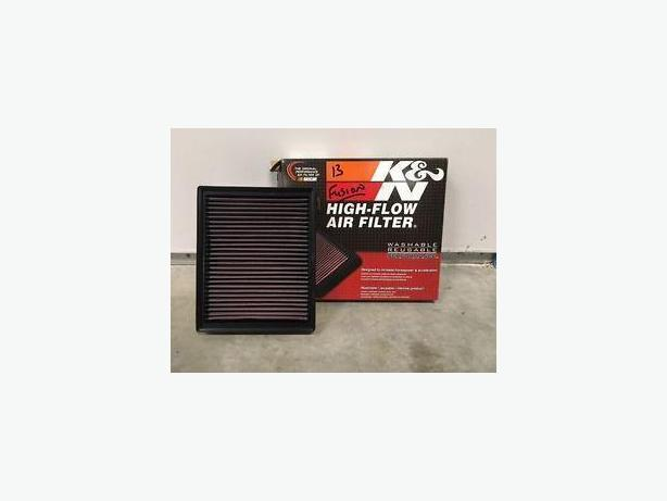 K&N AIR FILTER 2013 FORD FUSION