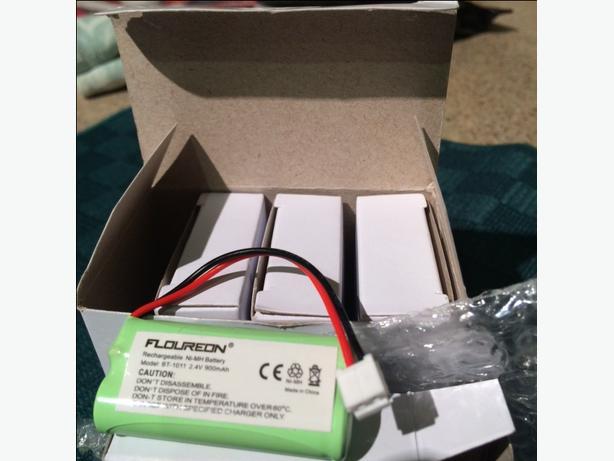 Batteries for your cordless phone -  Floureon BT-1011