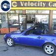 1999 Mercedes-Benz SLK230  46K's Convertible Supercharged 194hp Leather