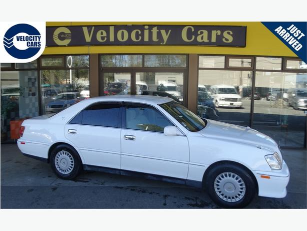 2000 Lexus ES Toyota Crown  60K's 2JZ engine Luxury Executive Sedan