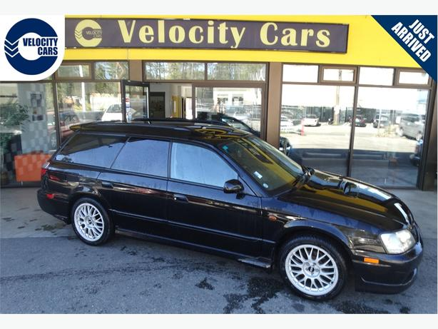 2000 Subaru Legacy Wagon GT 4WD 81K's Twin-Turbo 276hp Manual