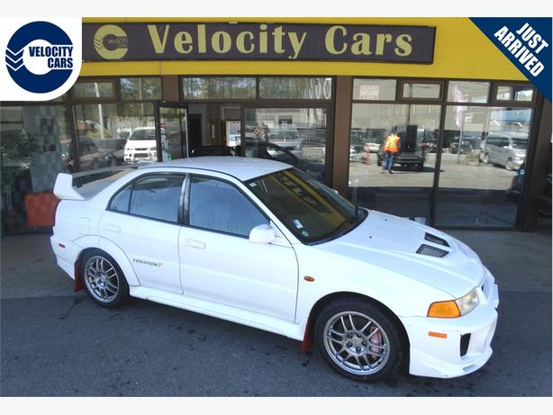 1998 Mitsubishi Lancer Evolution 5  146K's AWD Turbo 276hp Manual