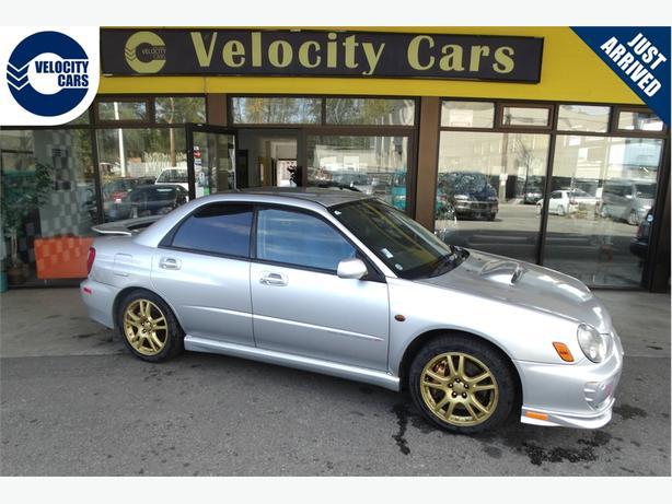 2000 Subaru Impreza WRX Sti