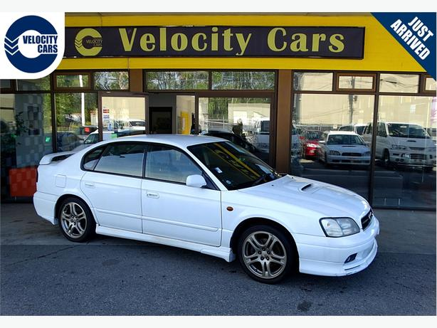 1999 Subaru Legacy Twin-Turbo Auto 113K's Low Mileage - $170 B/W