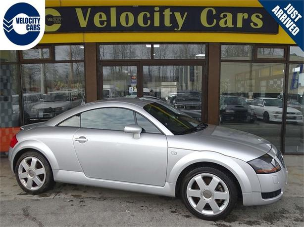 2000 Audi TT 1.8T 76K's Turbo 222hp AWD Quattro Leather 6-spd M