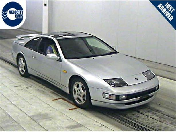 1996 Nissan 300ZX FairladyZ T-Bar Roof 93K's V6 Coupe