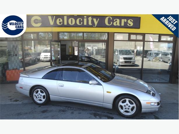 1993 Nissan 300ZX FairladyZ T-Bar Roof 95K's V6 Manual