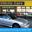 2001 Subaru Legacy B4 Blitzen 103K's AWD Twin-Turbo 265hp