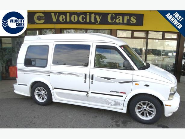 1999 Chevrolet Astro Starcraft Camper 95K's 7-Seats Leather