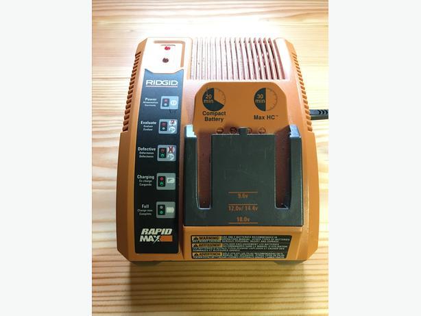 Ridgid battey charger