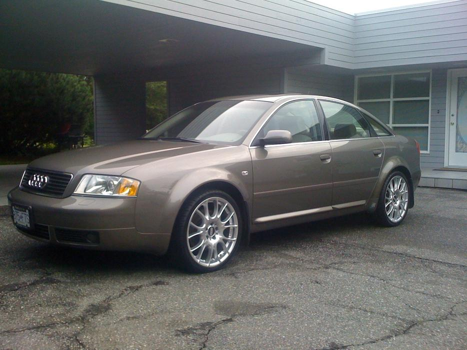 Price Reduced Lowest Kilometer Audi A6 4 2 Quattro For