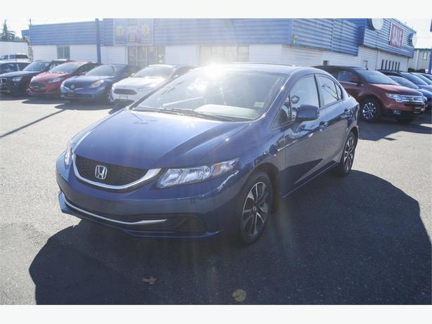 2013 Honda Civic EX BLUETOOTH | SUNROOF