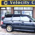 1999 Subaru Forester 42K's AWD Turbo 237hp