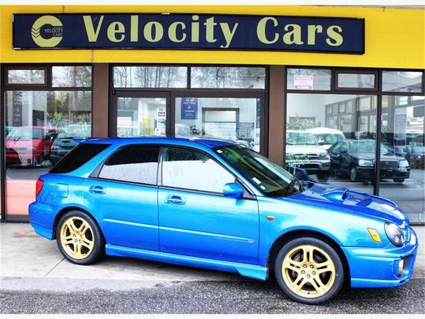 2001 Subaru Impreza WRX Sti Bugeye 99K's AWD Turbo 280hp 6-spd Manual