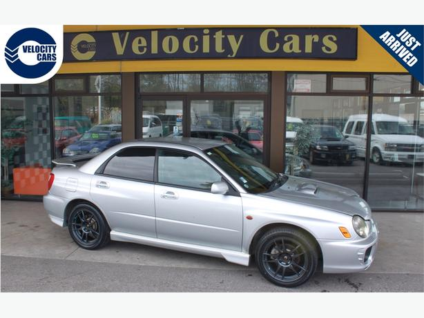 2000 Subaru Impreza WRX  Bugeye 115K's Turbo 276hp 6-spd Manual 175 BI-WEEKLY
