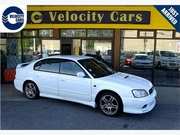 1999 Subaru Legacy B4 Twin-Turbo Auto 113K's Low Mileage - $170 B/W