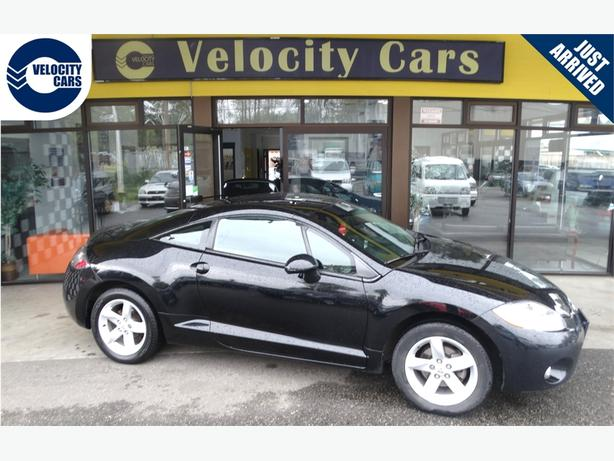 2007 Mitsubishi Eclipse GS 3dr Coupe 186K's