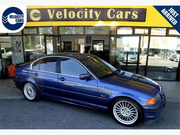 2000 BMW Alpina B3 142K's 276hp Low Mileage