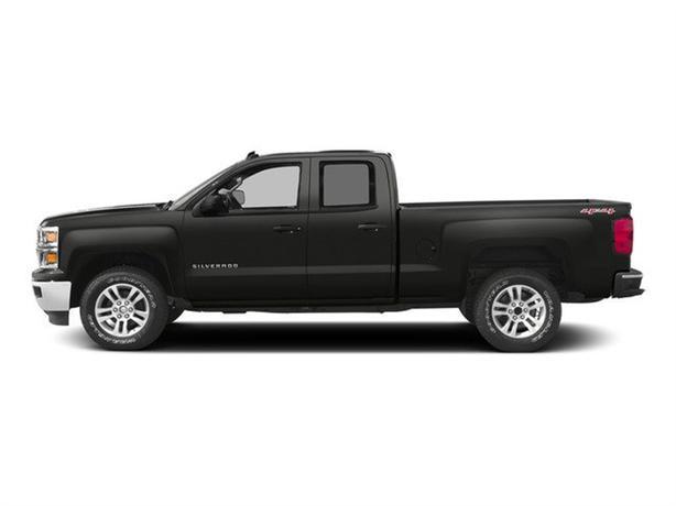 2015 Chevrolet Silverado 1500 LT 4x4 w/ Bluetooth