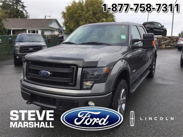2013 Ford F-150 FX4 - Fully loaded, Low KM
