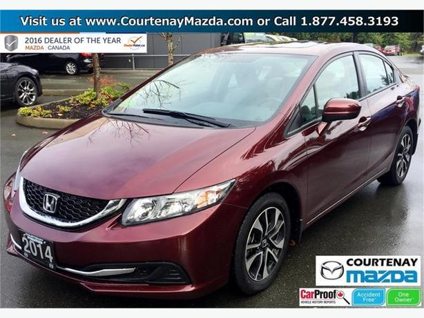 2014 Honda Civic Sedan EX CVT