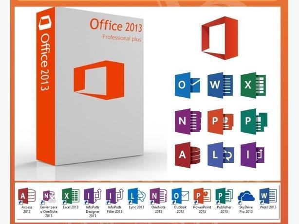 MS Office 2016 Pro Plus, activation online,Eng, Fren