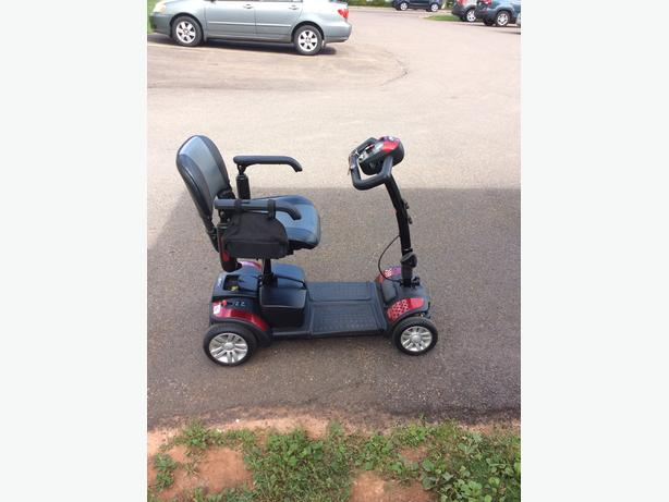 Wheelchair/Mobility Scooter