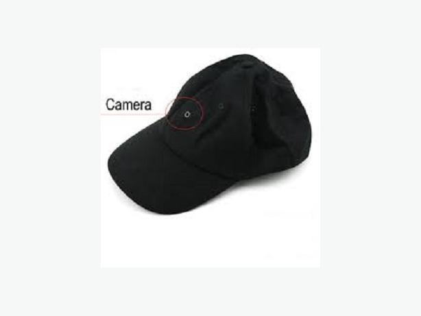 Multi-Function Baseball Cap Hat (Hidden Mini Security Camcorder)