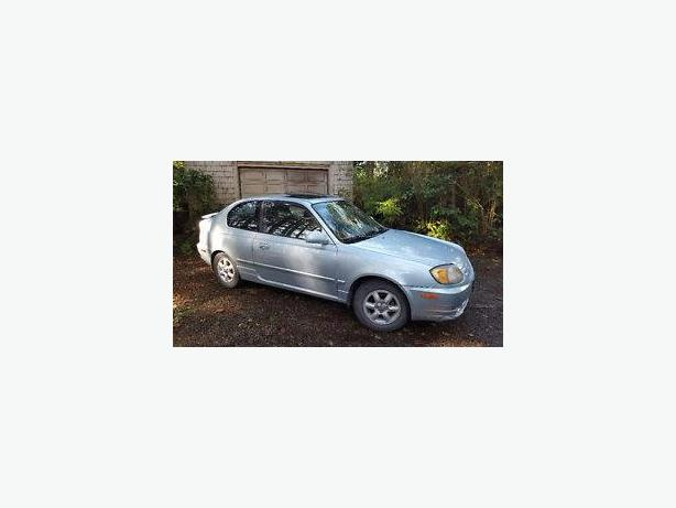 2004 Hyundai Accent GSI 5spd