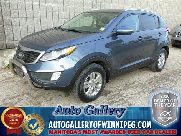 2013 Kia Sportage LX *Super Low Kms!