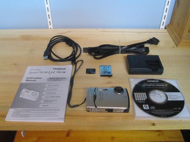 Olympus 790sw Undewater Camera