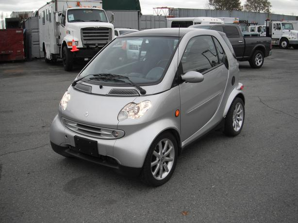 2005 Smart Fortwo Passion Cdi Outside Comox Valley Comox Valley