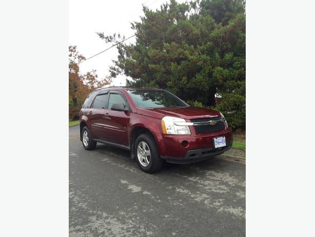 2007 Chevy Equinox LS Near Mint! $4450 obo