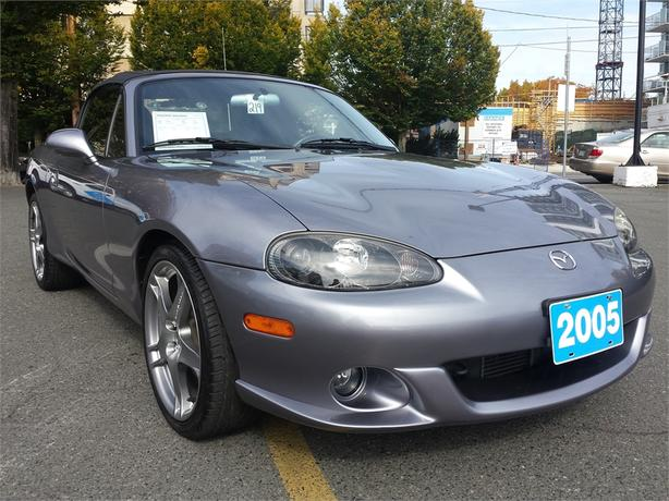 2005 Mazda MX-5 SPEED