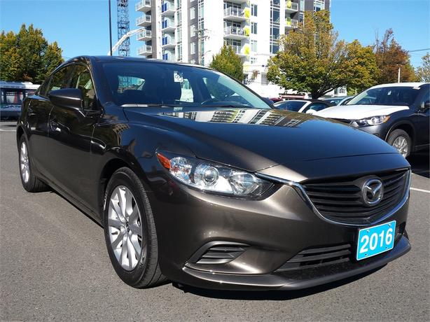 2016 Mazda Mazda6 GS Luxury Pkg