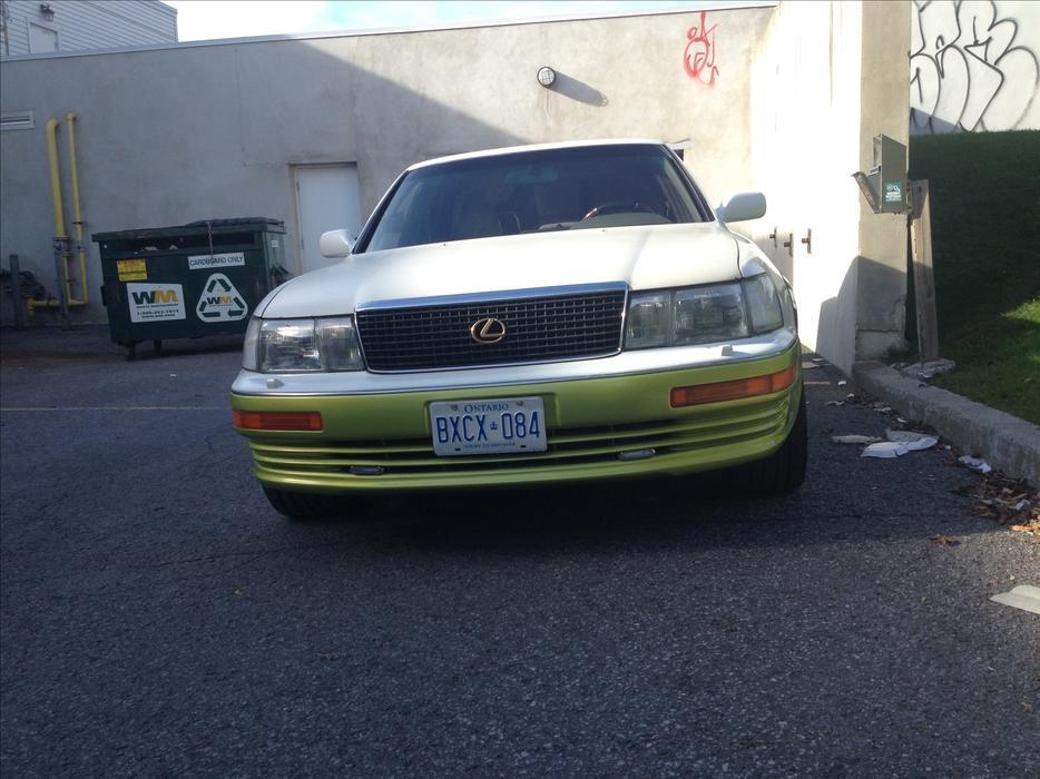 91 Lexus Ls 400 Outside Ottawa Gatineau Area Ottawa