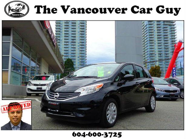 2015 Nissan Versa Note (V15256A) - Great Daily Driver