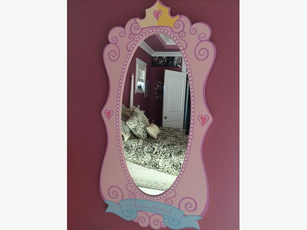 Disney Princess Mirror