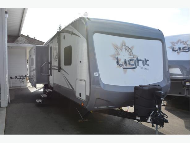 2017 Highland Ridge Open Range 272RLS Light