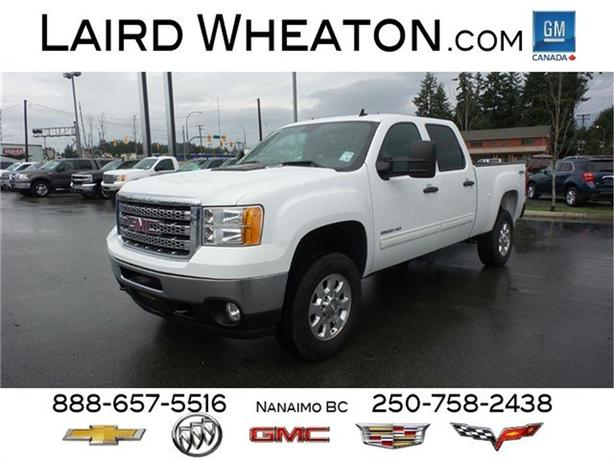 2014 GMC Sierra 2500HD SLE 4x4 w/ Bluetooth and Back-Up Camera