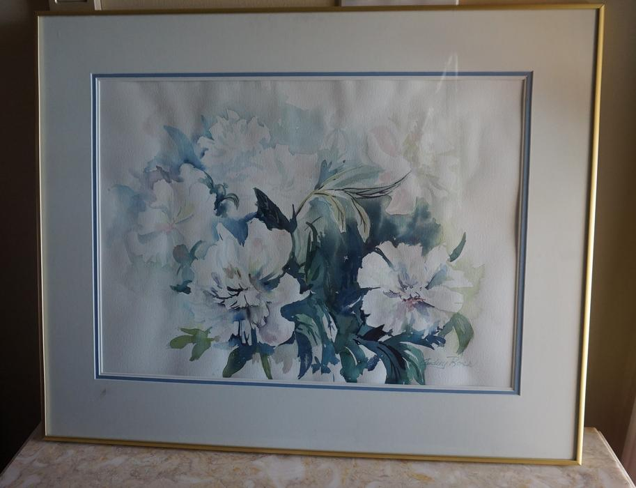 Audrey Ross Cake Artist : 4U2C WATER COLOR BY AUDREY ROSS OTTAWA KNOWN ARTIST ...