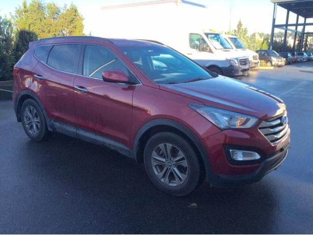 2013 hyundai santa fe 2 0t sport fwd outside victoria. Black Bedroom Furniture Sets. Home Design Ideas
