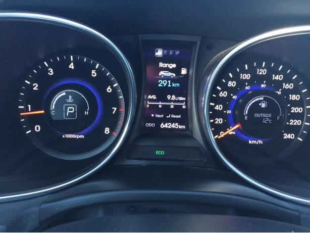2013 Hyundai Santa Fe 2.0T Sport FWD